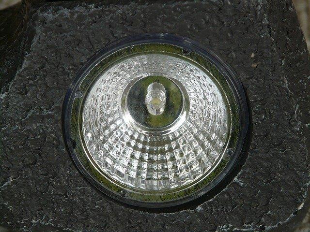Reflektor Halogenové Světlo