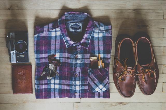 košile u bot
