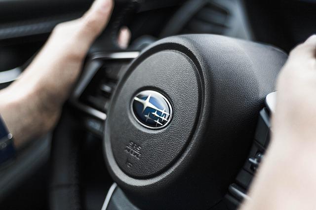 volant Subaru