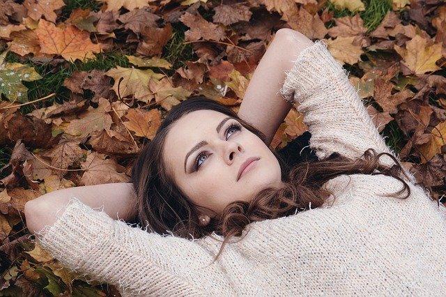 podzimní relaxace