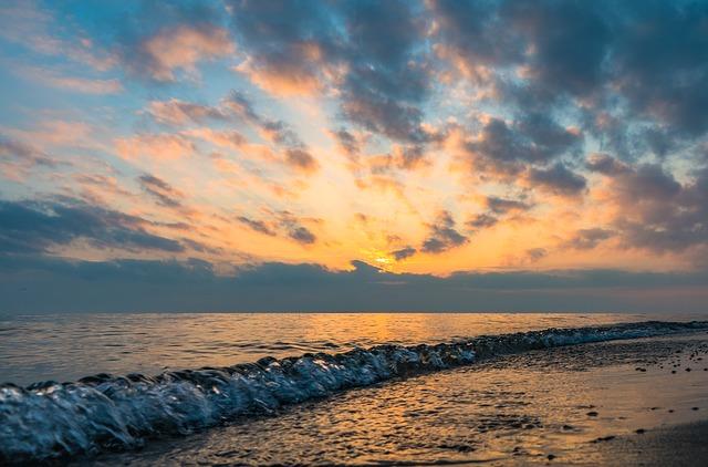 Oceán s nebesy